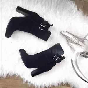 Dolce vita suede boots